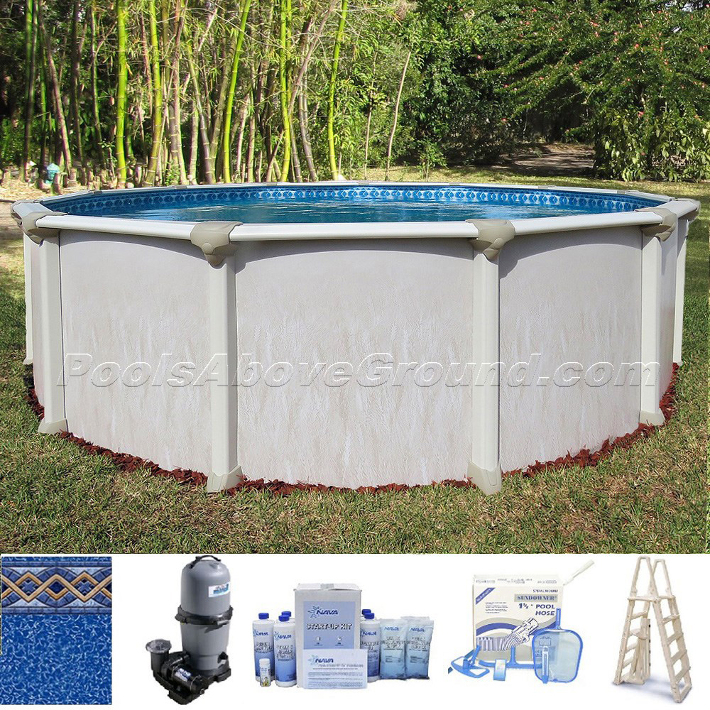 Montego Above Ground Pool